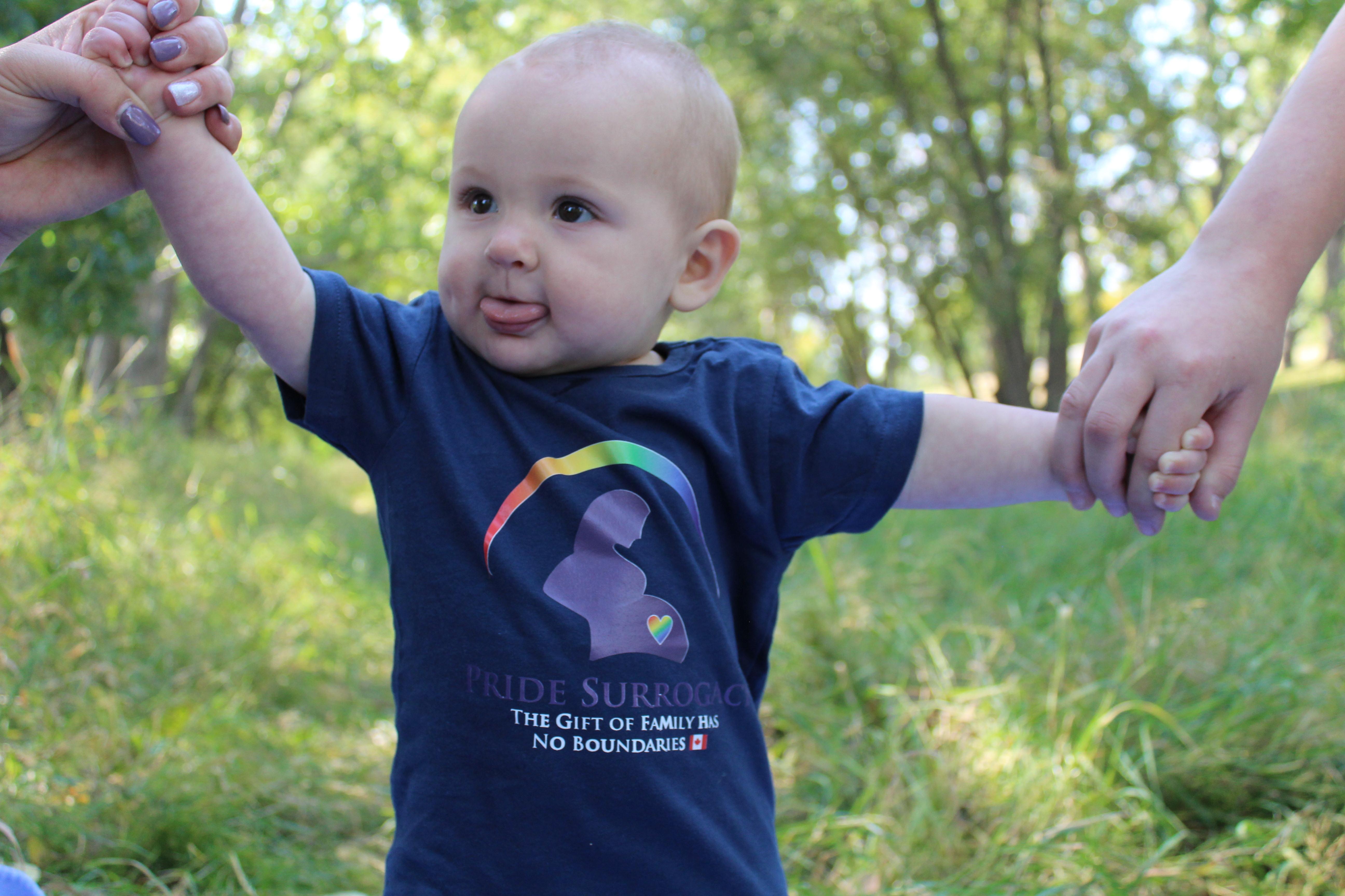 Surrogate baby - Pride Surrogacy - Gay Surrogacy in Canada