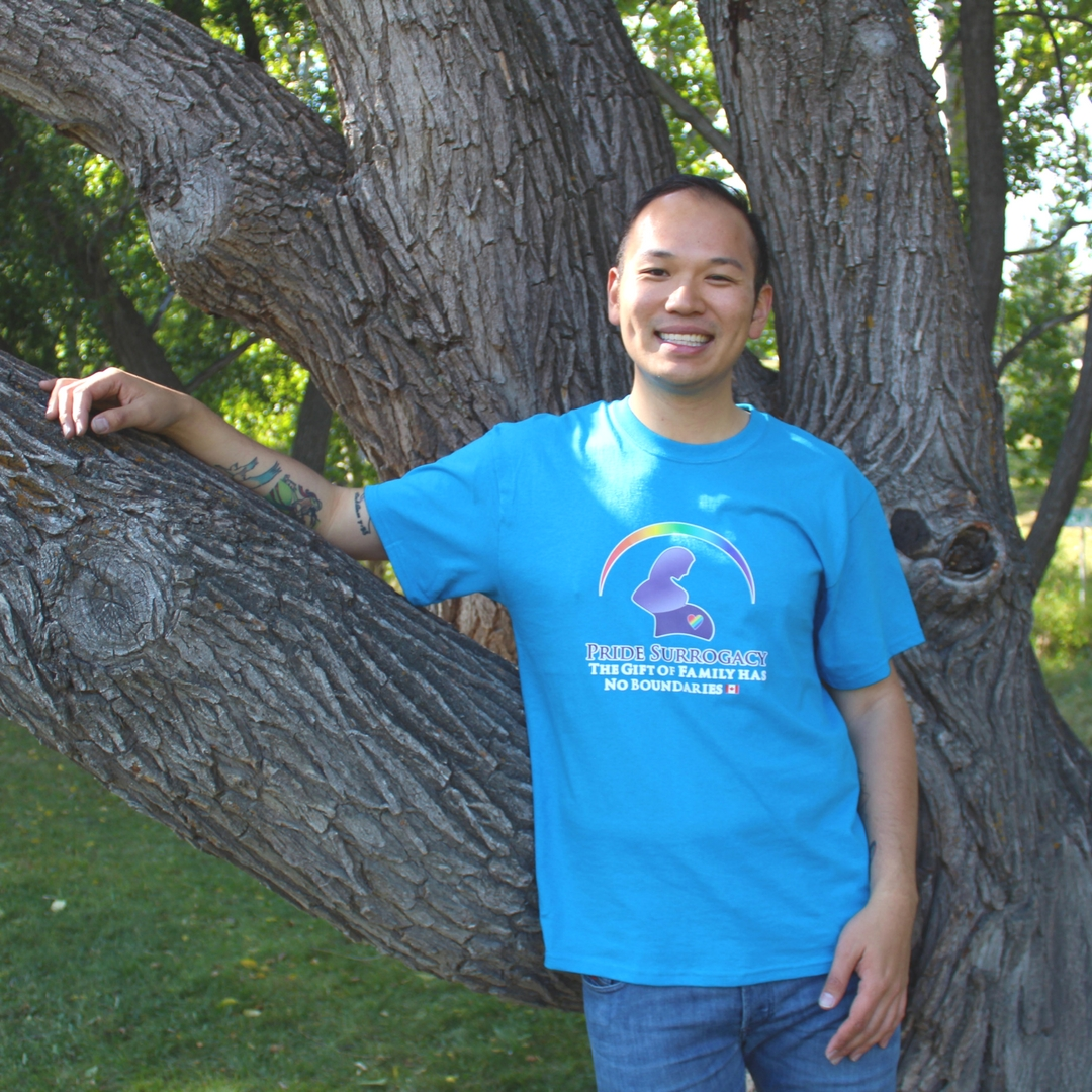 Nathan Chan of Pride Surrogacy