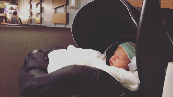 Tips For Travelling With a Newborn